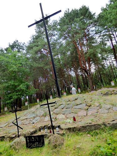 Inowłódz - Russian war cemetery, WWI (6)