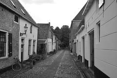 City of Elburg (Alexander Adema) Tags: city elburg gelderland nederland netherlands blank white zwart wit nikon d7100 18105mm f3556
