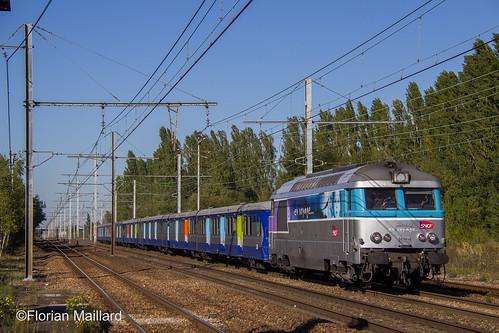 BB 67416 à Marolles-en-Hurepoix