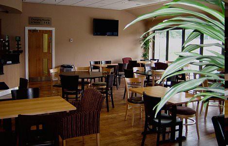 Finchampstead Baptist Church - Cafe 2