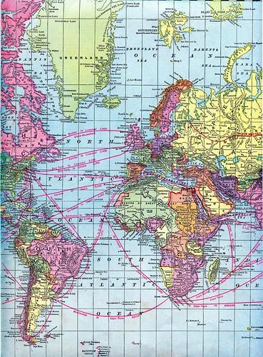 Map 1915