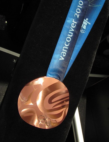 2010 Olympic Games Bronze Medal, Royal Canadian Mint