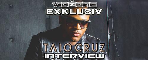 Exclusive Interview with Taio Cruz_de