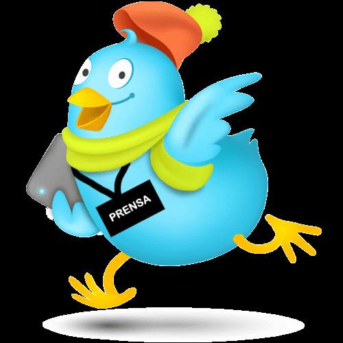 Twitter  reportero