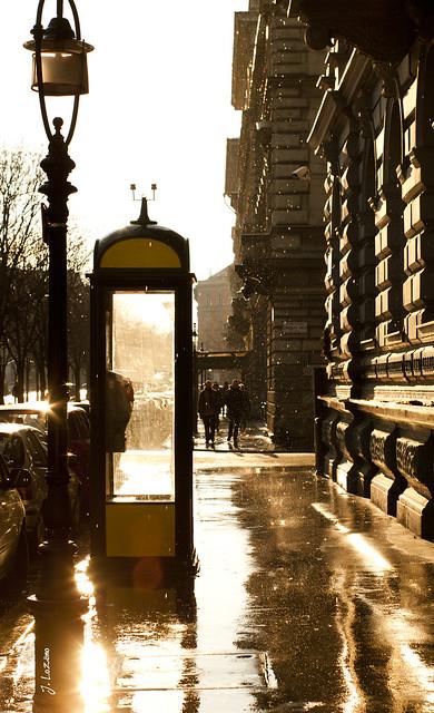 Deshielo en Budapest
