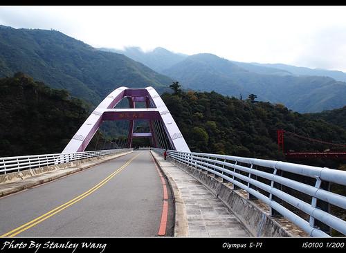 北橫、巴陵橋