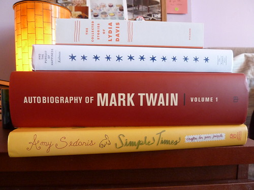 Books Purchased - October 2010