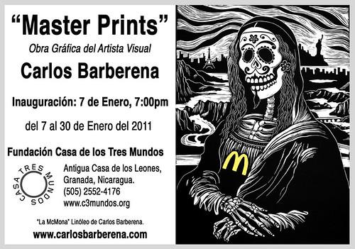 Master Prints Casa de los Tres Mundos
