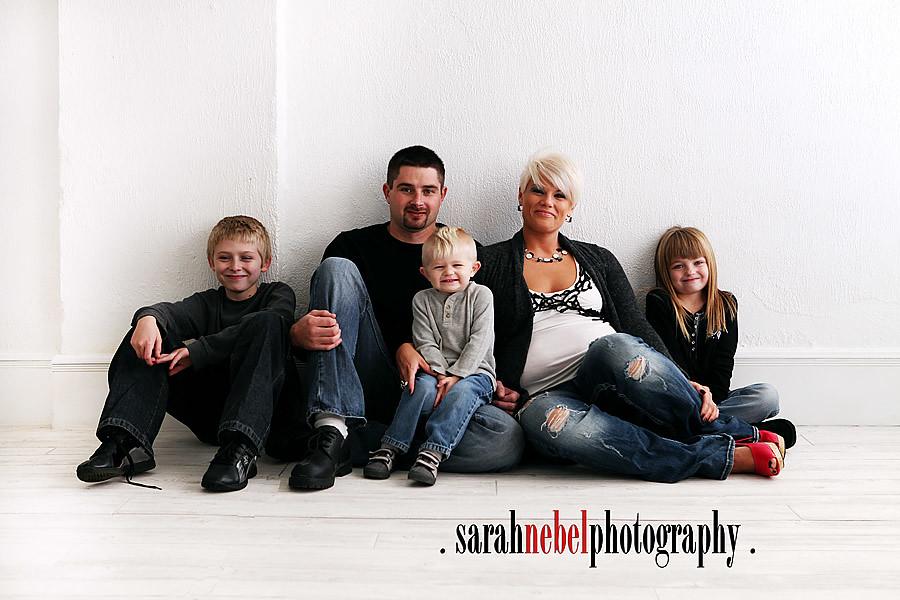 25 . the smith family .