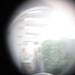 Through the peephole