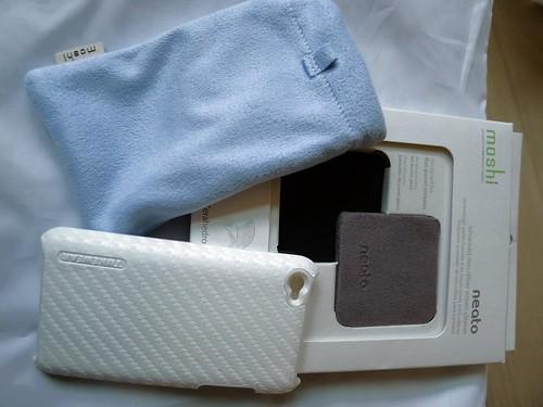iPod Touch 保護殼/保護套/擦拭布