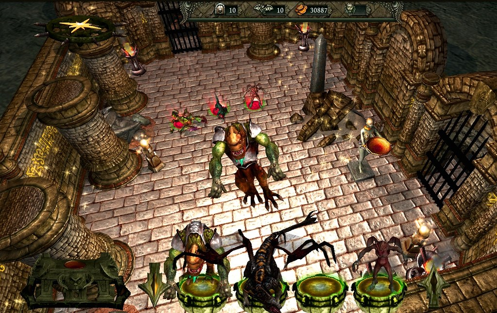 dungeon empires, dungeon, empires, mmo, mmorpg, kostenlos, gratis, free to play, screenshots, 3d, browser, rollenspiel