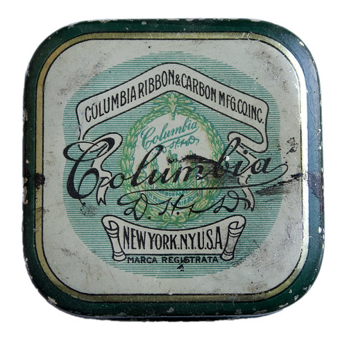 Farbbanddose COLUMBIA