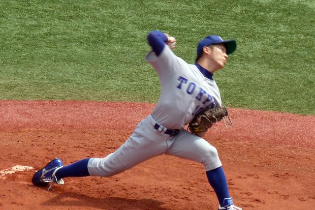 100910_110539_六大学野球_慶応VS東大(2)