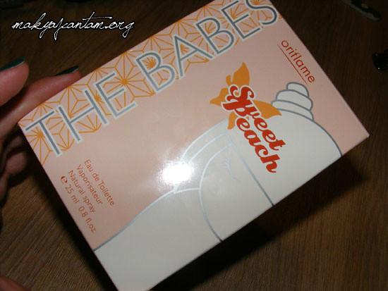 Oriflame Babes Sweet Peach EDT Parfüm