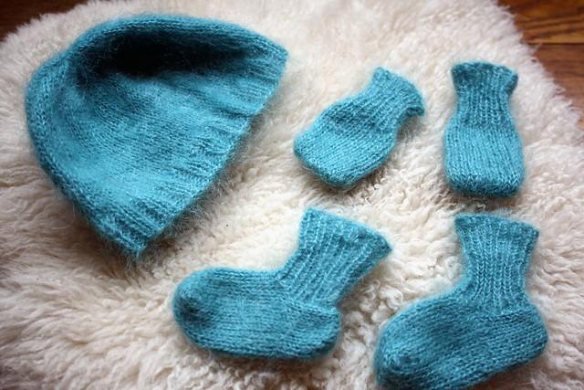 baby blue set