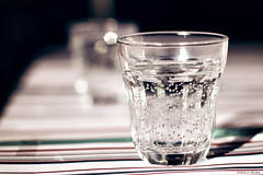 Just another little glass of water (nina's clicks) Tags: water glass interestingness agua bokeh explore 28 vaso vasito explored littleglass 05dic2010