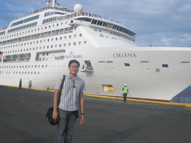 The Philippines And Beyond World Cruise Ship Oriana