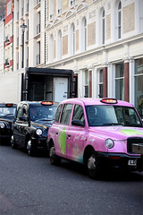 London - Cabs
