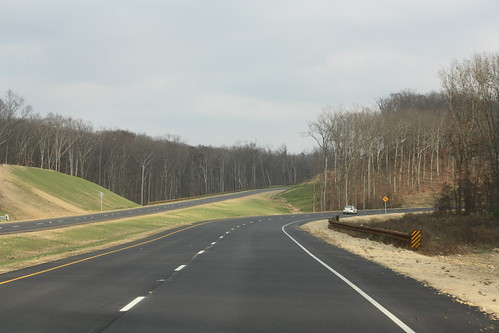 A new four lane through Land Between the Lakes