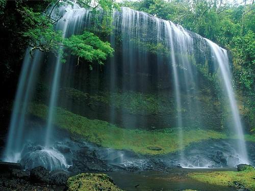 High Resolution Wallpaper Waterfall