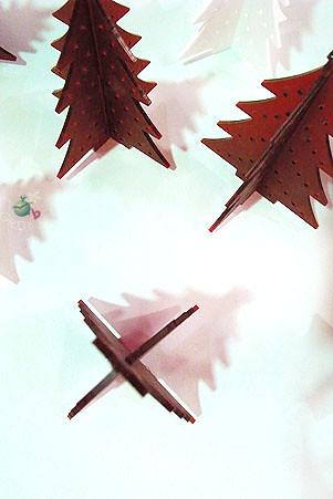 聖誕樹‧MUJI