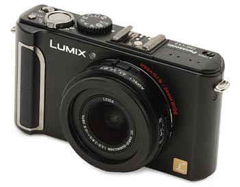 My dream point-and-shoot camera - Panasonic Lumix DMC-LX3 - blankPixels.com