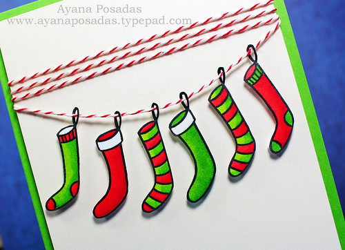 Christmas Stockings (2)