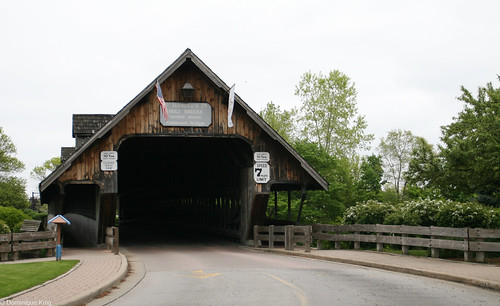 Frankenmuth Michigan covered bridge-4