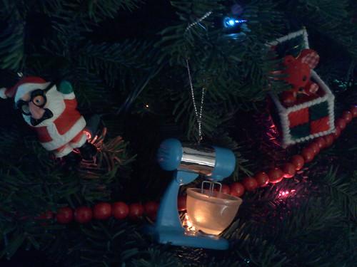 KitchenAid Mixer Ornament