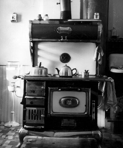 1900 gas stove