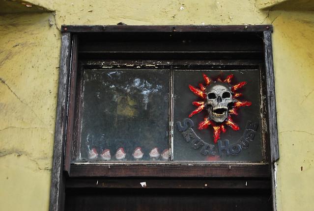 Skull House