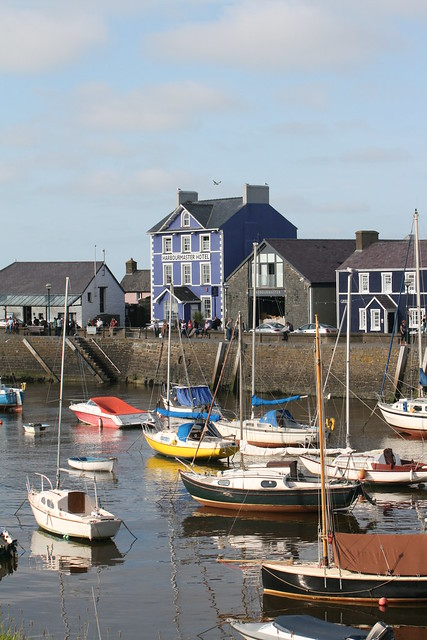 The Harbourmaster Hotel, Aberaeron