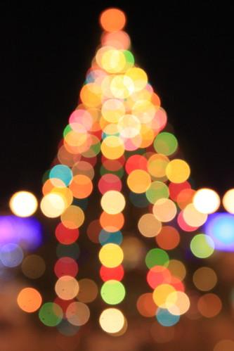 347/365:2010 Christmas Bokeh