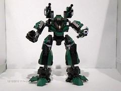 Boomslang  2.0-1 (Canis Arms Corporation) Tags: lego gaming mecha mech battletech moc battlemech