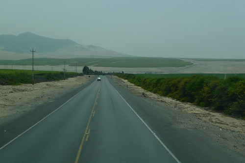 Pan-American Higway - Northern Peru