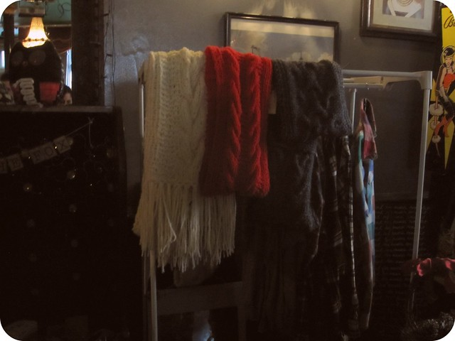 Crafty Fox Market - scarves