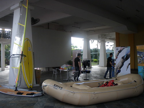 Water Rafting & Windsurfing