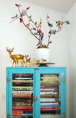 more birds (hownowdesign) Tags: decorations holiday bird birds blog branch display handmade crafts decoration collection decor decorate vignette collect collecting treebranch collected craftprojects abbeyhendrickson aestheticoutburst hownowdesign