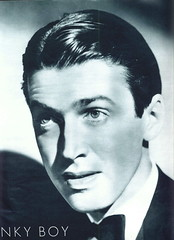 Boyishly handsome - James Stewart 1938 (Silverbluestar) Tags: bw men classic film vintage stars 1930s 1938 handsome hollywood movies actor celebrities jamesstewart academyaward oscarwinner