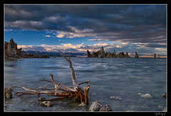 Storm Over Mono Lake (jeandayphotography.com) Tags: california ca sunset lake storm mountains water clouds october desert decay monolake sierranevada tufa 2010 leevining mhw jday easternsierranevada jeanday mountainhighworkshops
