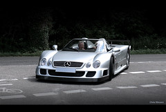 Mercedes AMG CLK-GTR Roadster (Chris Wevers) Tags: mercedesbenz rs amg roadster clkgtr schlossdyck classicdays chriswev