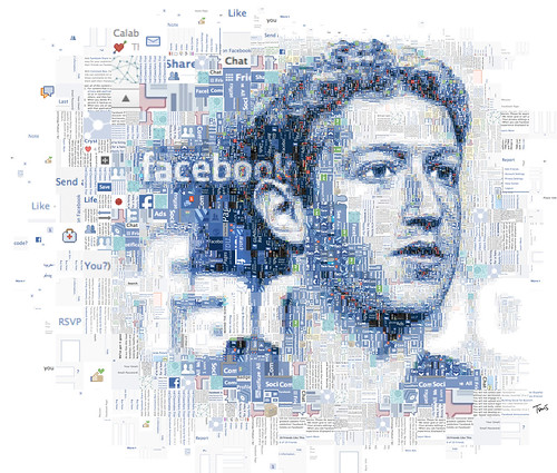 Congrats Mark Zuckerberg! / Charis Tsevis