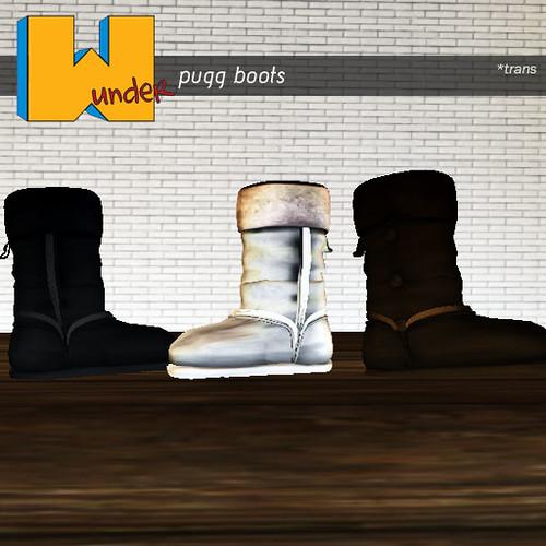 [w]under pugg boots
