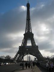 Eiffel Tower, Paris 3