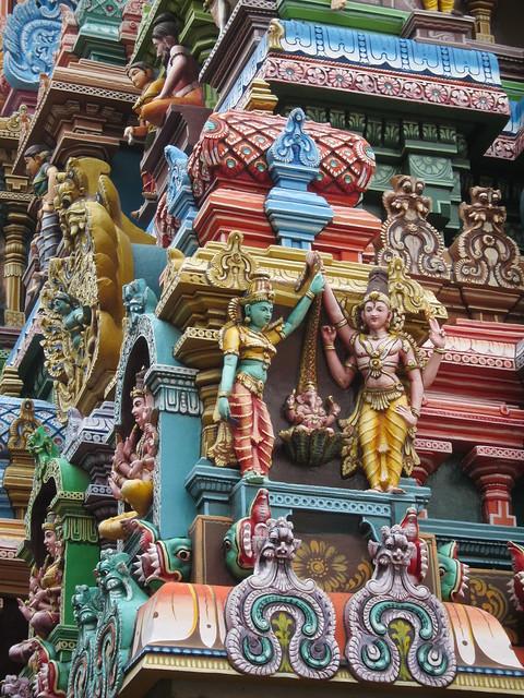 Gopura details