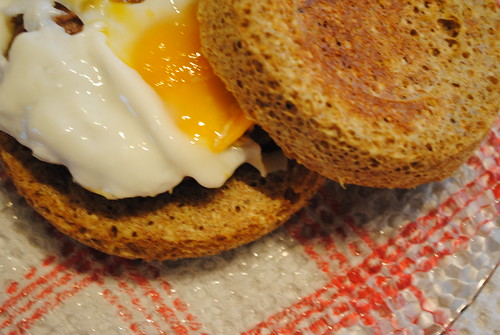 American Way of Life - Part 1 : Egg Bun (Hamburger & oeuf à cheval ) (PP/PL))