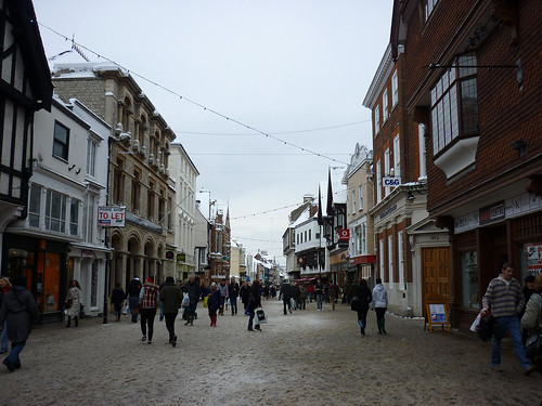 High Street, Canterbury