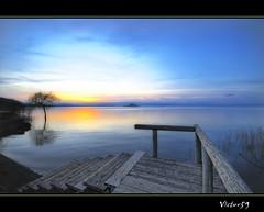 Ascolta......si fa sera.. (sirVictor59) Tags: italy lake lago nikon italia tramonto marta magical azzurro colori viterbo bolsena lazio montefiascone capodimonte lagodibolsena sigma1020 gradoli sanlorenzonuovo grottedicastro nikond300 sirvictor59 tripleniceshot