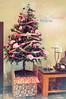Merry Christmas, Flickr / Feliz Navidad, Flickr (Lunayda) Tags: christmas pink original roses holiday flower tree flickr balls card gift present ribbon